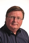 Photo of Prof Steve Hall