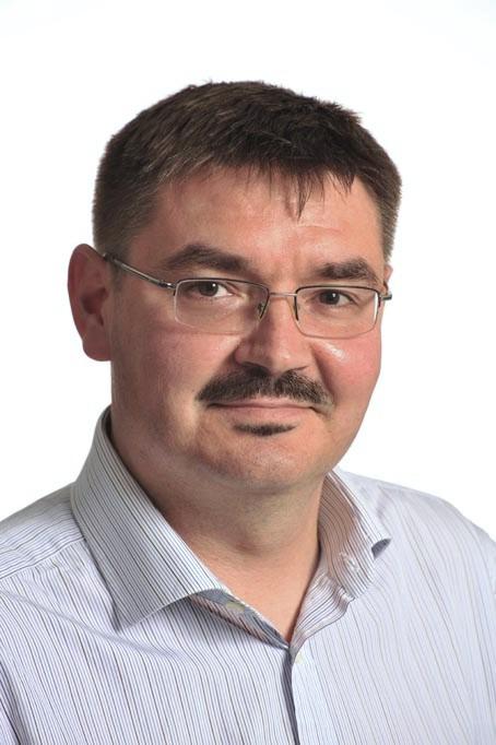 Photo of Prof Leszek Gasieniec