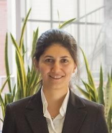 Photo of Dr Maryam Kamali