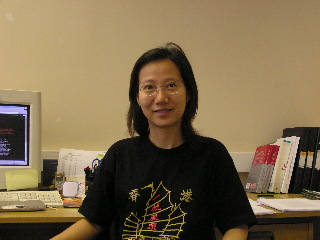 Photo of Prof Prudence Wong